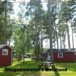 stugsemester i Småland
