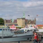Kronborg Slott - Hamlets hem (om han hade funnits)