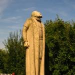 Tycho Brahe var öns stora man. Stjärnforskare som byggde slottet Uranienborg och observatoriet Stjerneborg.