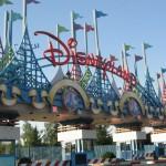 Vi är framme vid Disneyland