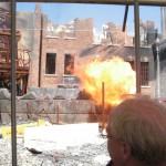 Fullt med effekter i Disney Studios