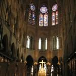 Missa inte Notre Dame och Sacre Coeur