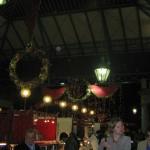 Covent Garden är fint även till jul