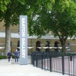Satchi Gallery är ett bland många sevärda gallerier i London