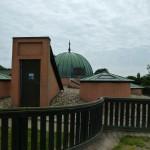 Stjerneborg, dörren som leder ner till observatoriets föreställning.