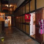 218 Tallin Katarinagränden var full av konsthantverkare och konstnärer