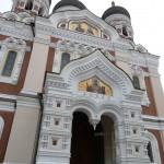 228 Tallin, Alexander Nevski katedralen från andra sidan