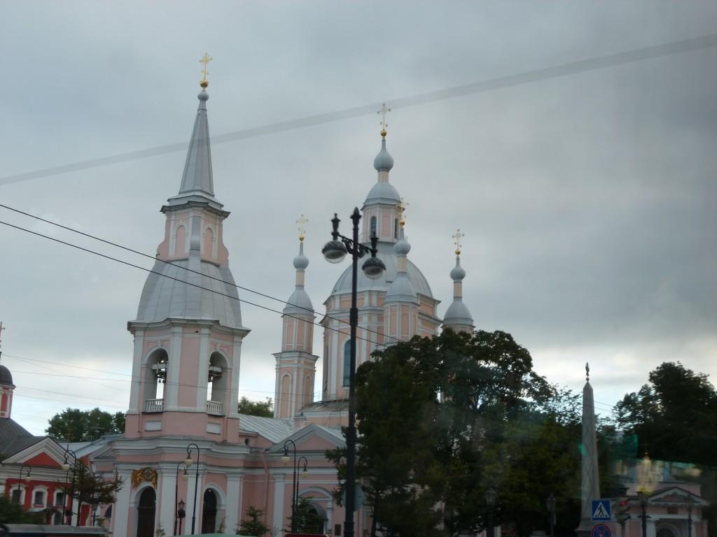 301 St Petersburg. Här måste man ha visum och det får man enklast genom att beställa en utflykt.
