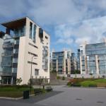 P1070315 Om bostäderna var dåliga i Ryssland så var de desto lyxigare i Helsingfors