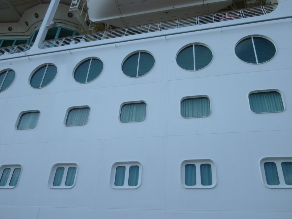 """Vårt fönster i mitten, fyrkantigt utan """"spröjs"""""""