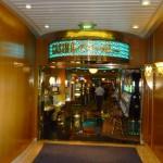 Ingången till Casinot